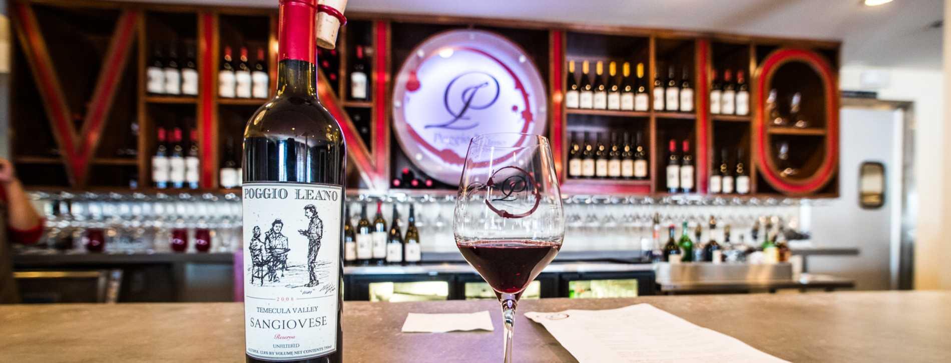 Poggio Leano Winery