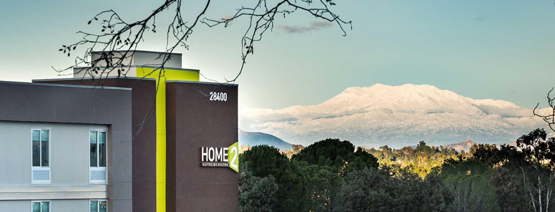 Home2Suites Building