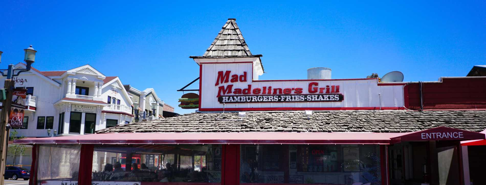 Mad Madelines Grill - Temecula
