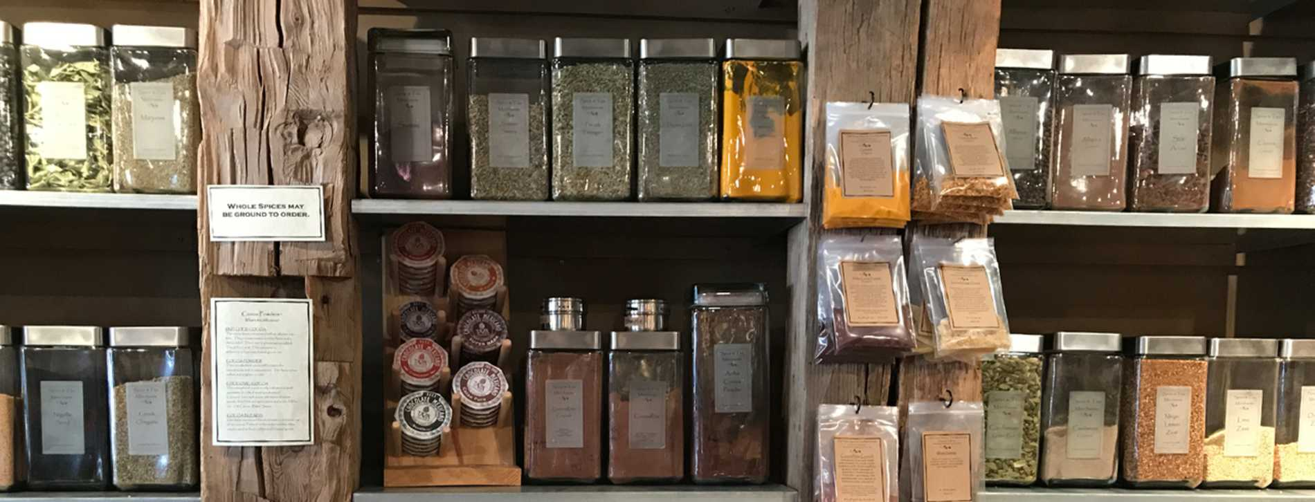Old Town Spice & Tea Merchants - Temecula