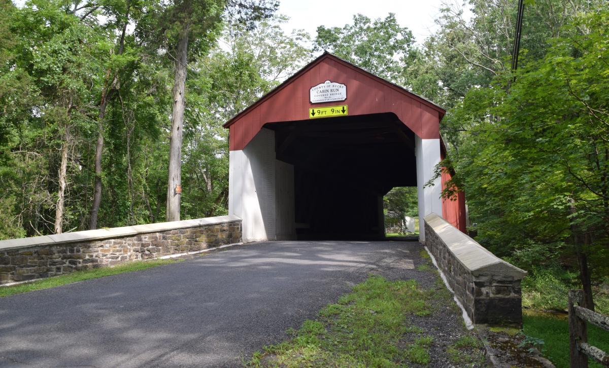 Cabin Run Covered Bridge