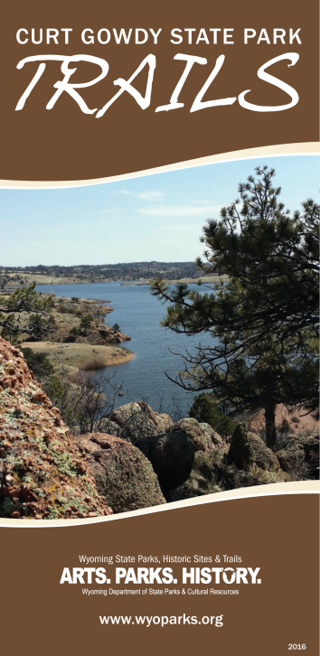 Curt Gowdy Trail Map added 2020