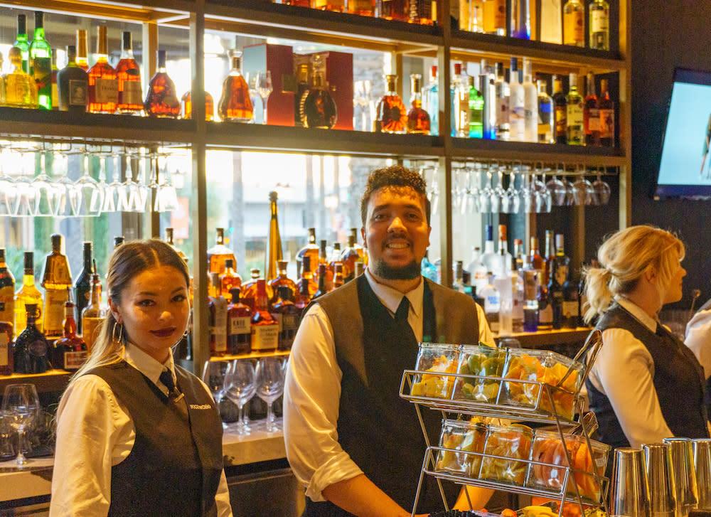 Fogo de Chao bartenders