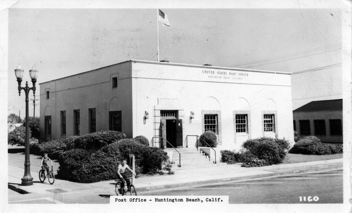 Huntington Beach California Post Office