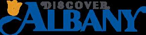 Discover Albany logo 2019