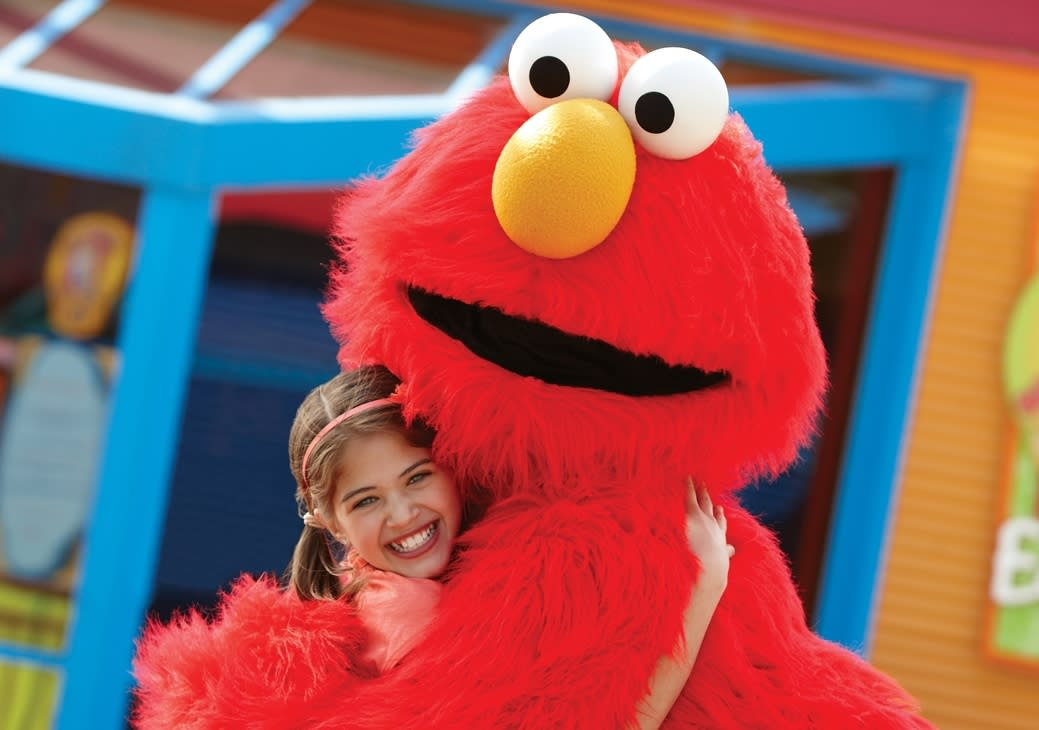 Sesame Place, Elmo