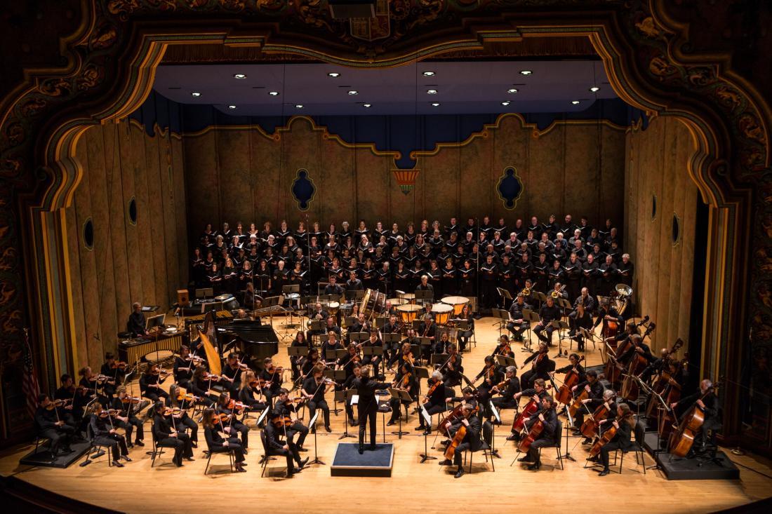 Richmond Symphony and Symphony Chorus