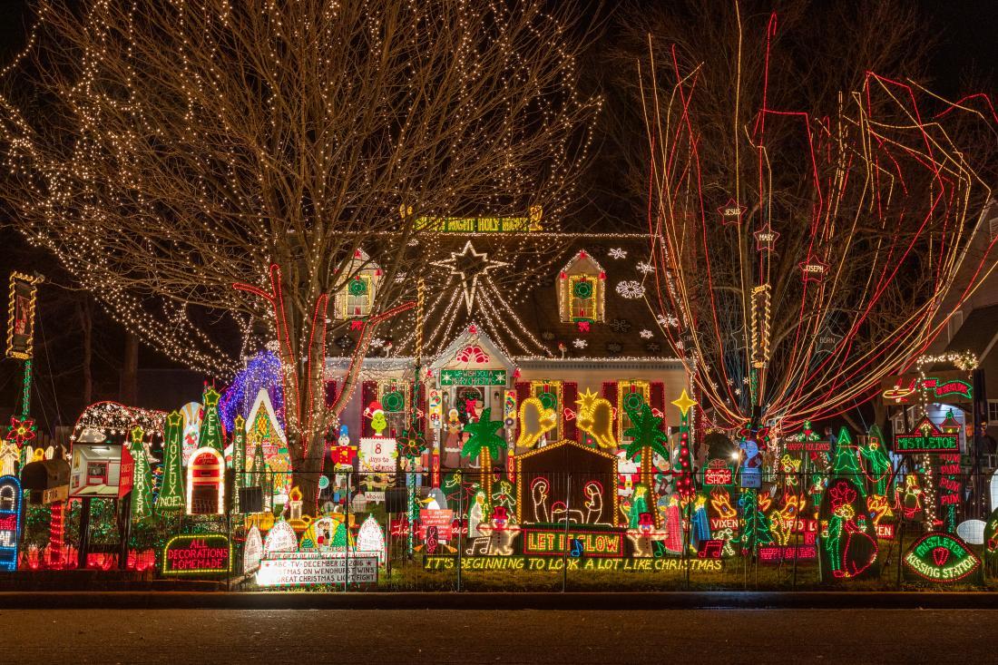 Richmond Tacky Lights
