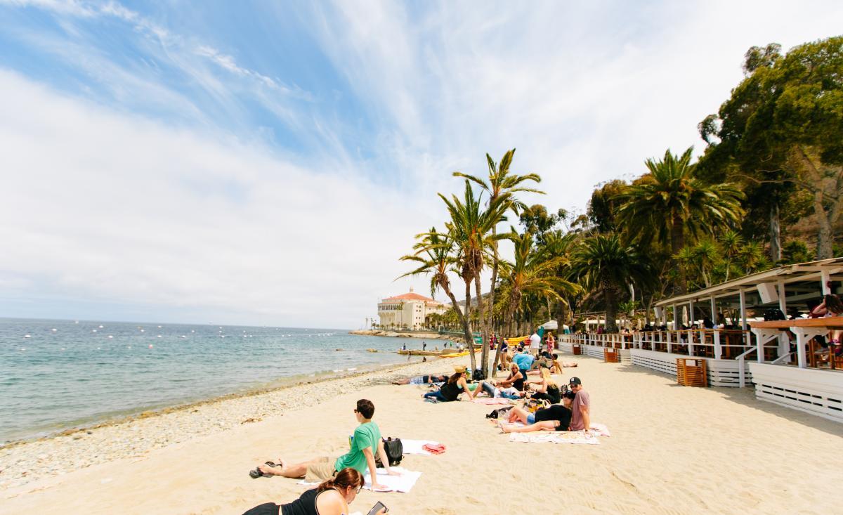 Catalina Island Beaches