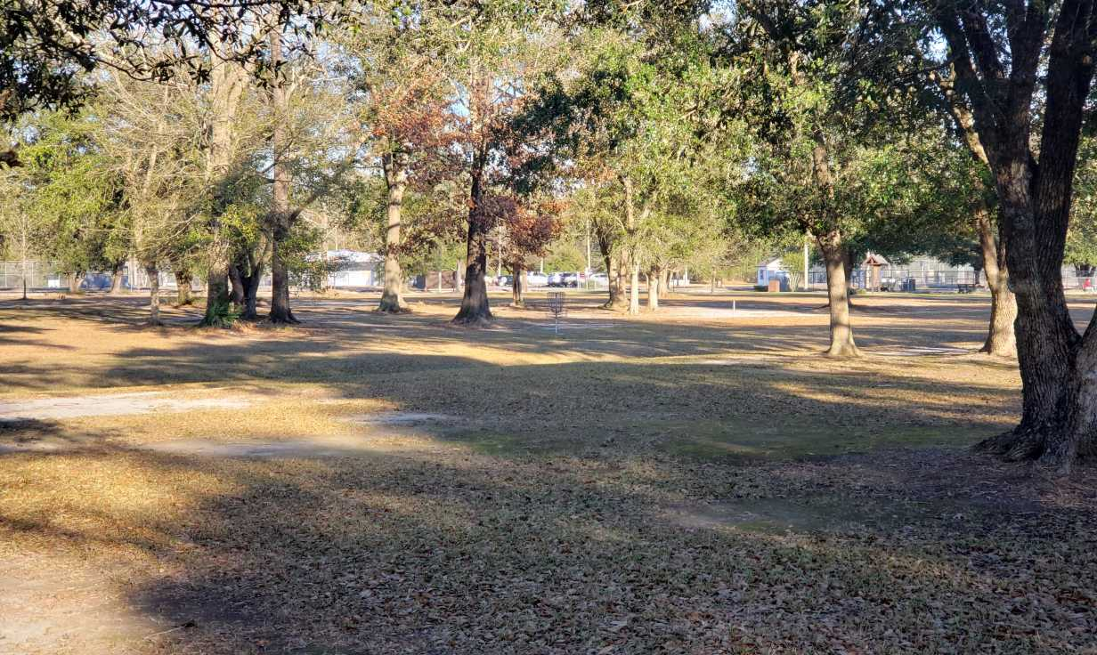 The Pines Pelican Park Disc Golf Course