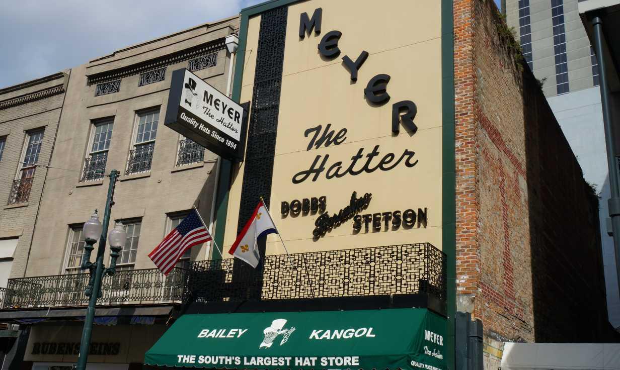 Meyer The Hatter