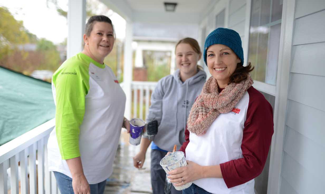 Volunteering in New Orleans
