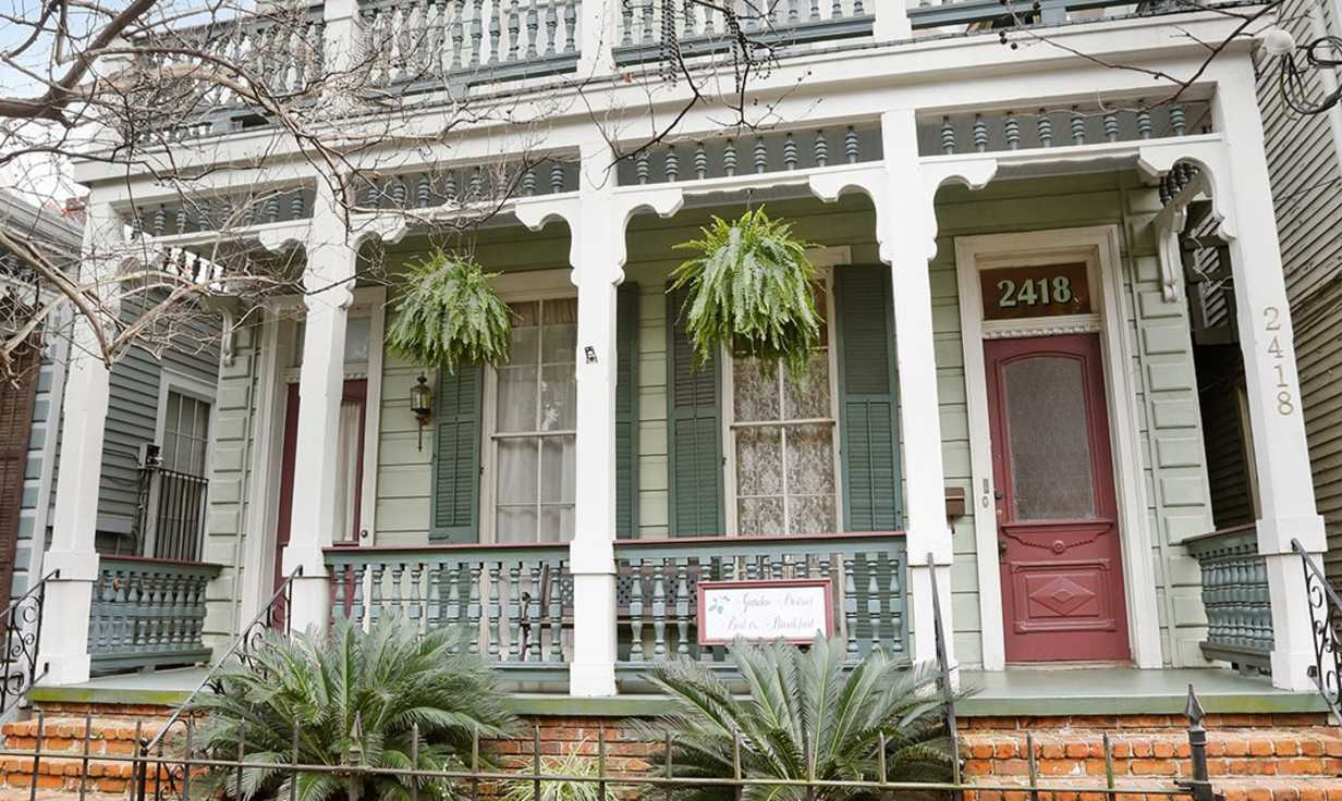 Garden District Bed and Breakfast