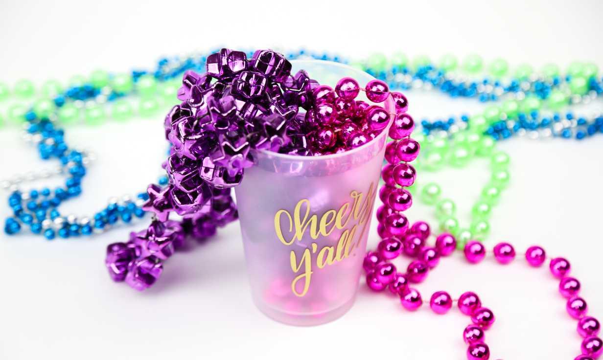 I Do Krewe Beads