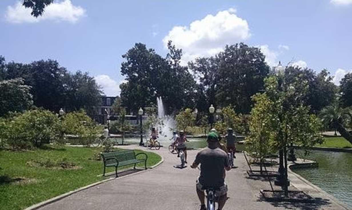 Buzz Nola Bike and Electric Bike Tours