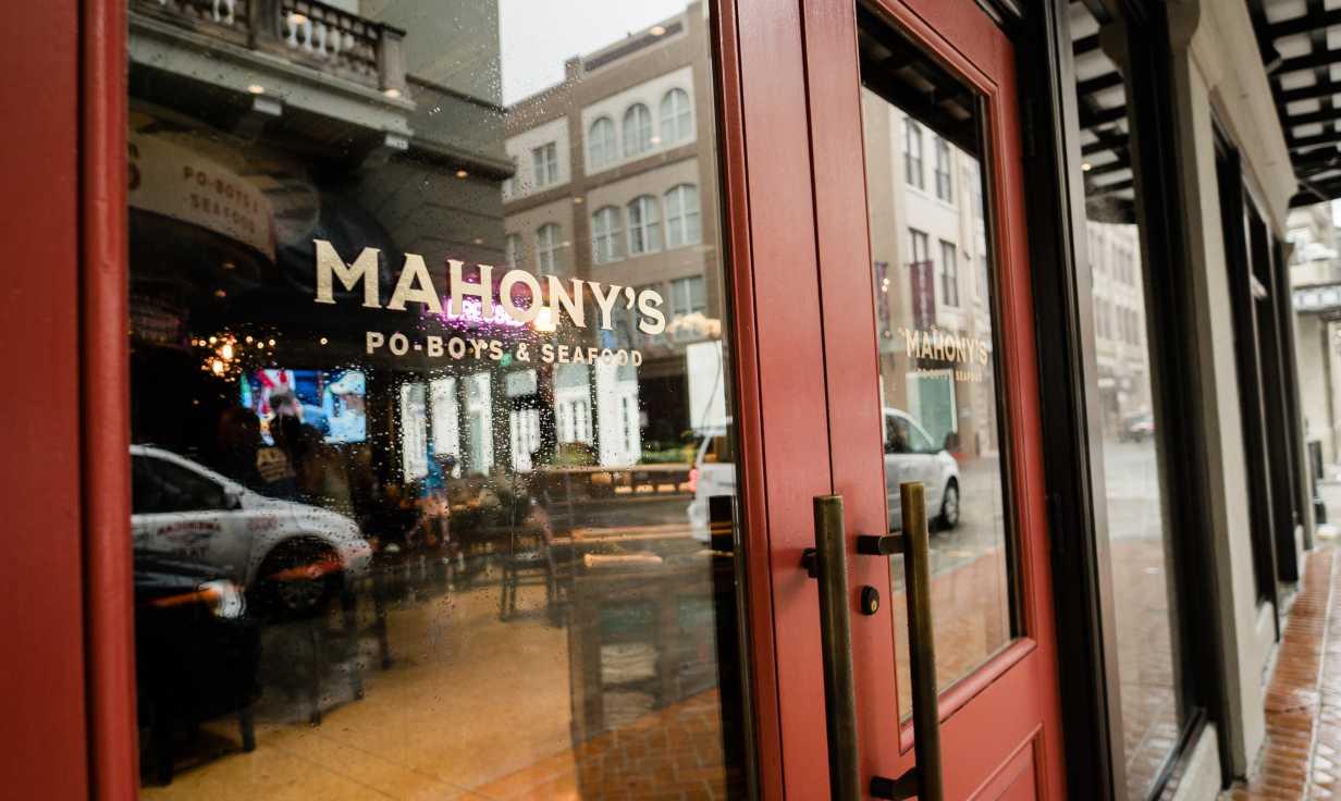 Mahony's Exterior