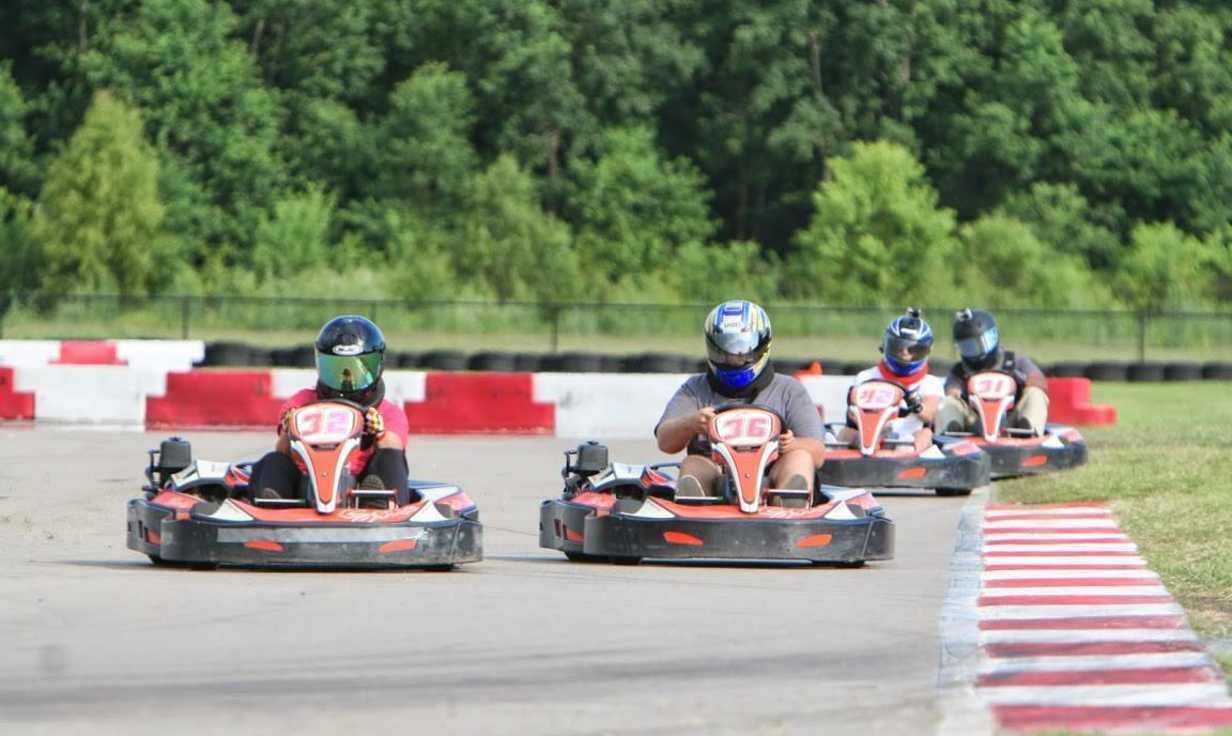 High-Speed Karting