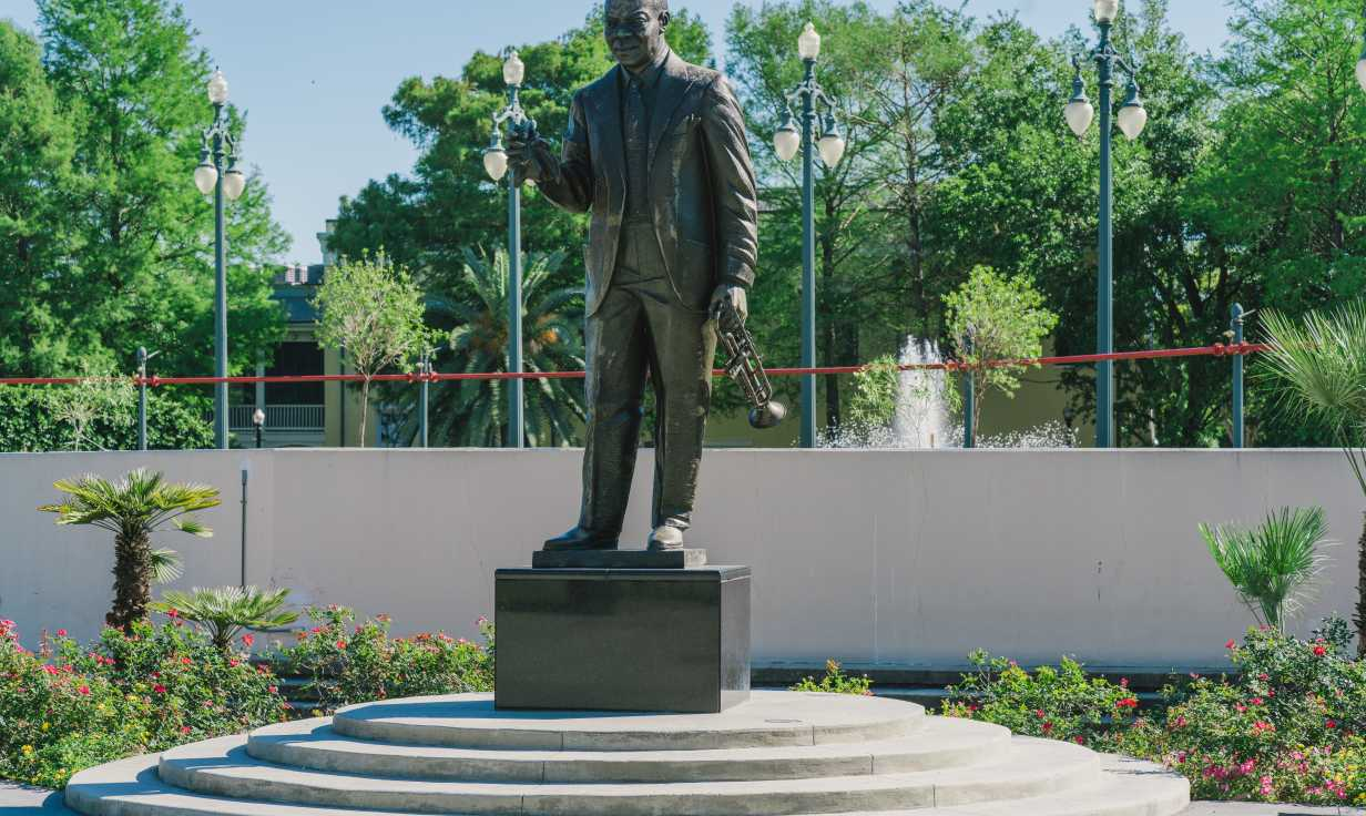 Louis Armstrong Park