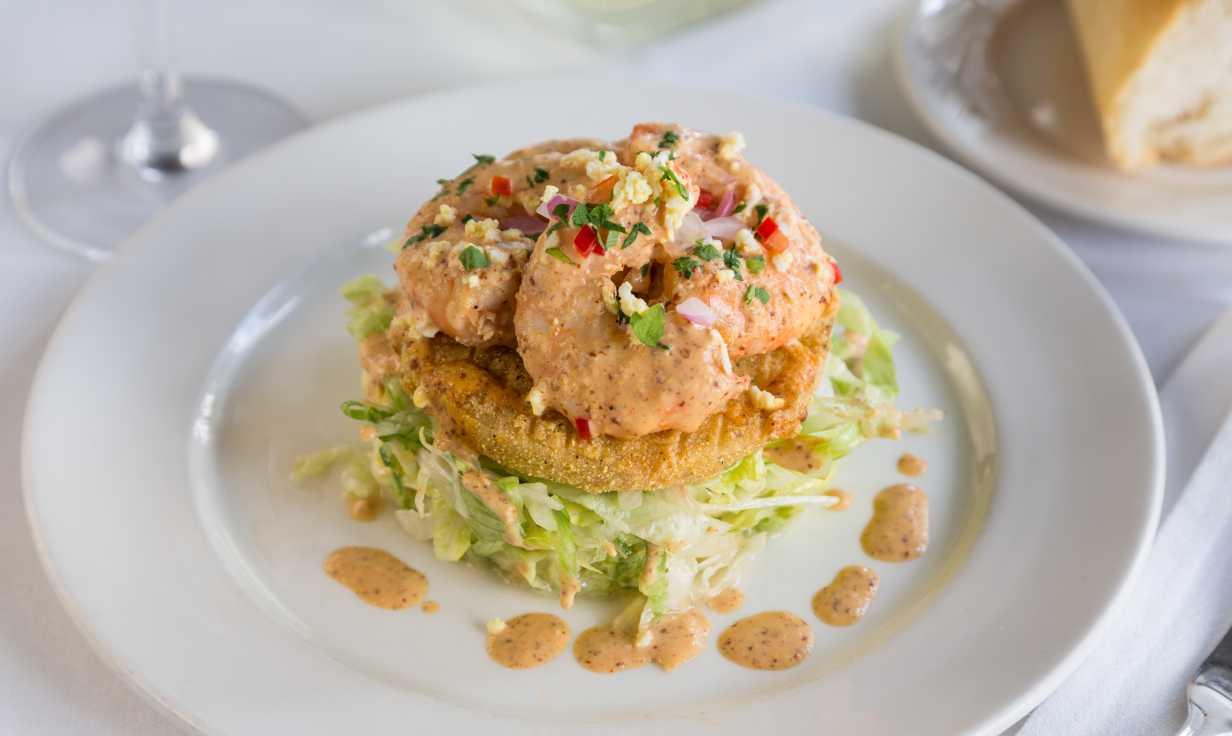 Palace Cafe Shrimp Remoulade