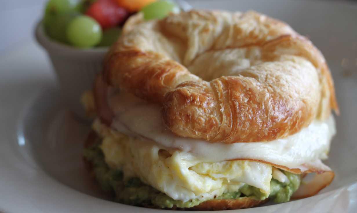 Refresh Croissant