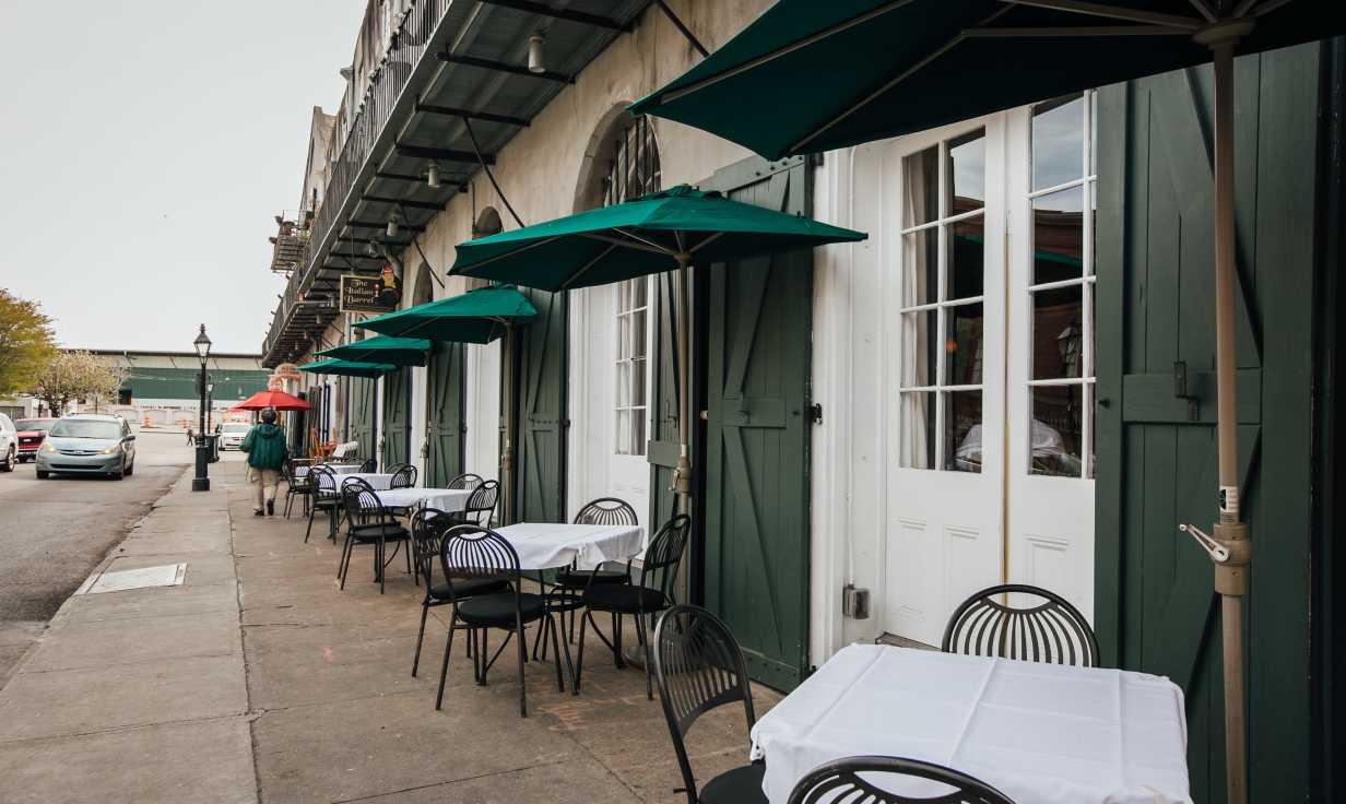 The Italian Barrel- French Quarter Italian Restaurant
