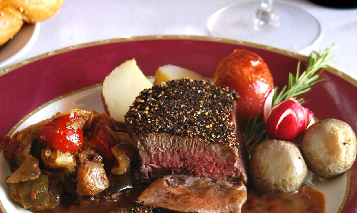 coolinary beef peppercorn