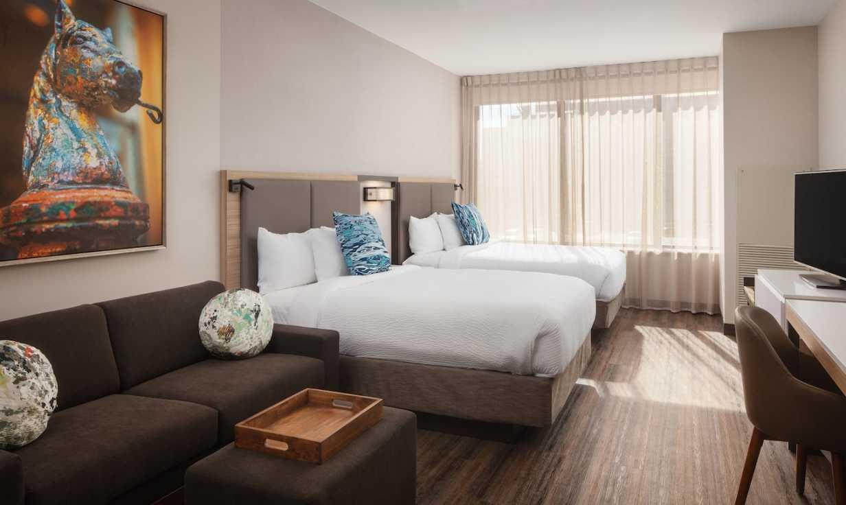 Springhill Suites Suite