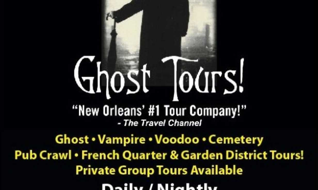 New Orleans Ghost Tours!