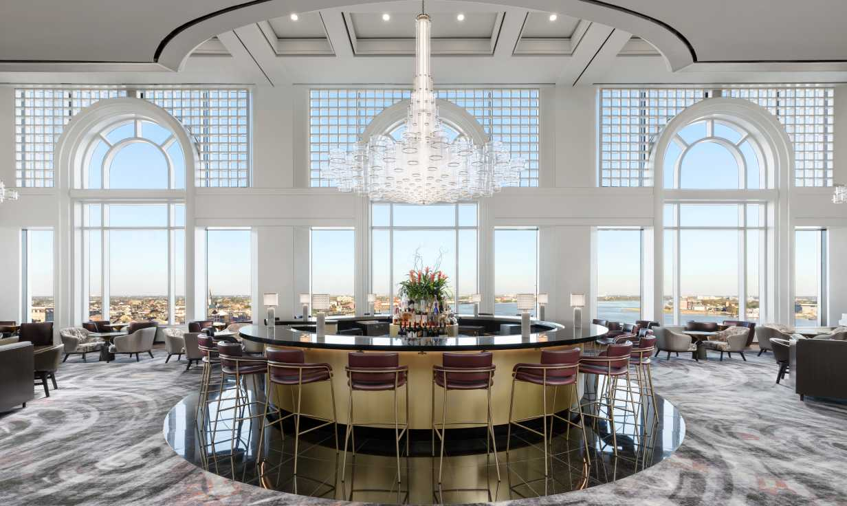 The Westin New Orleans Lobby and Observatory Eleven