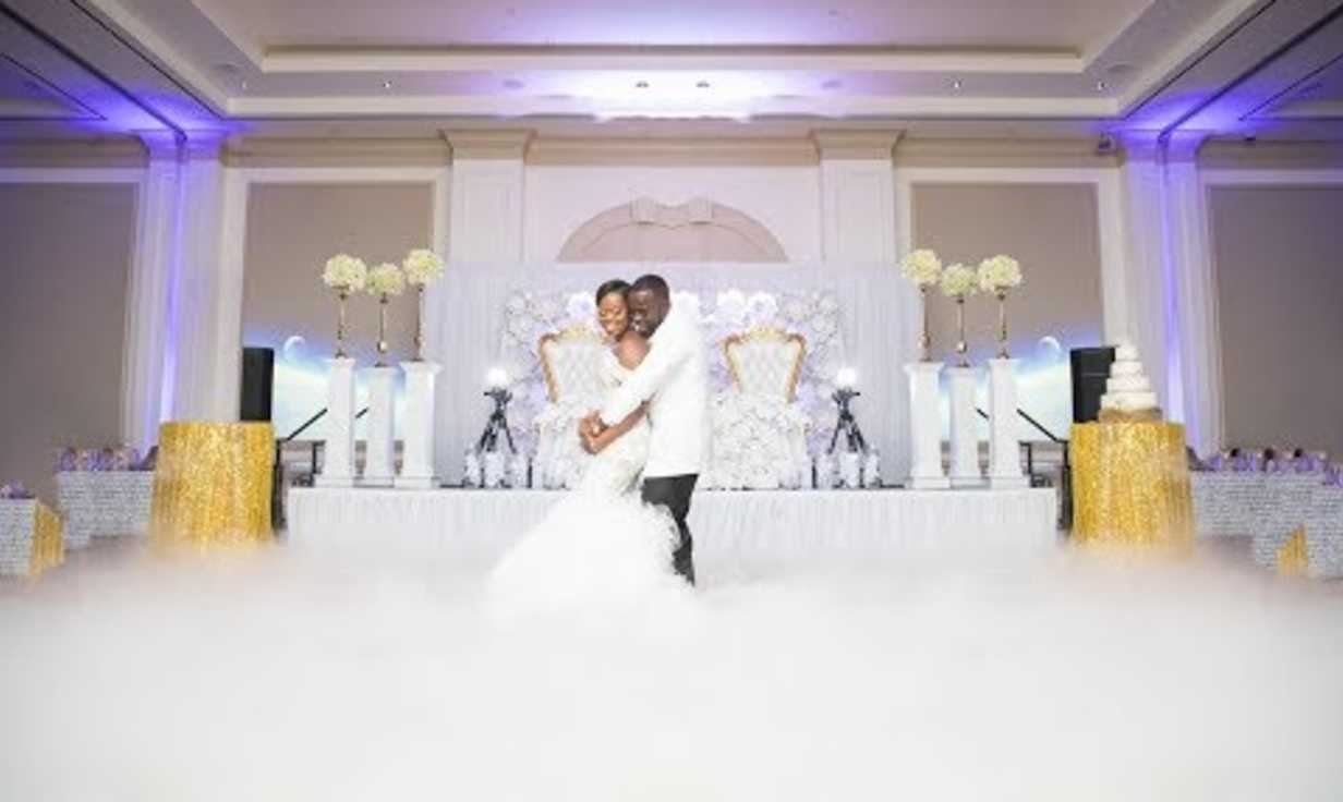 WEDDING HIGHLIGHT OF SANDRA & DR. OTEGA, ATLANTA GA