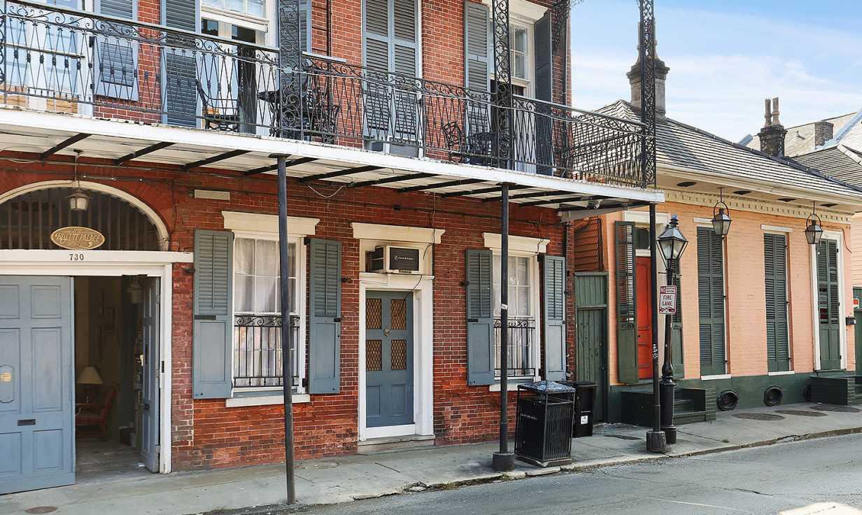French Quarter Mansion 2