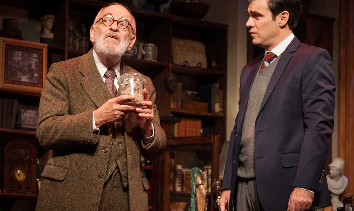 Freud's Last Session