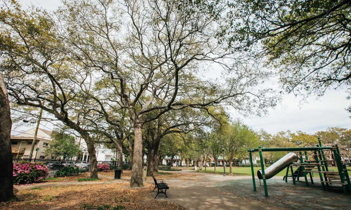 Washington Square Park- Marigny