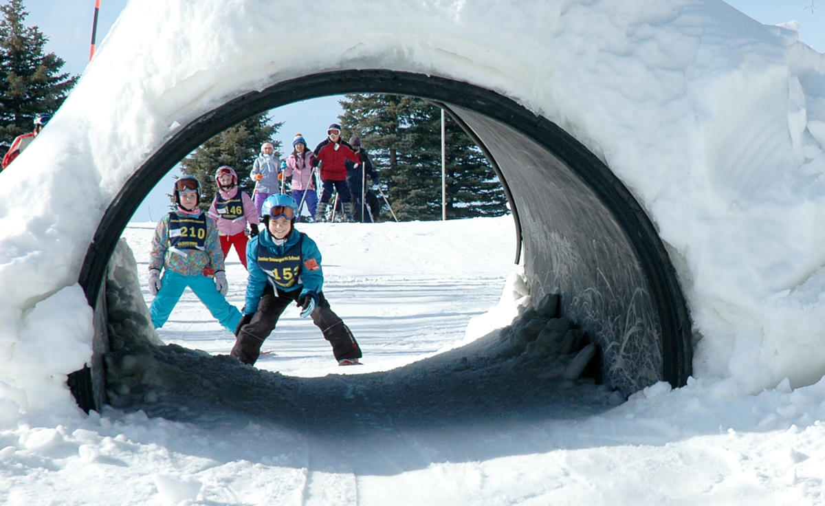 Arctic Blast at Seven Springs