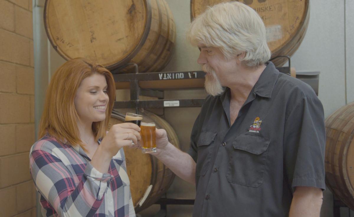 Amy Yerrington at La Quinta Brewing Co.