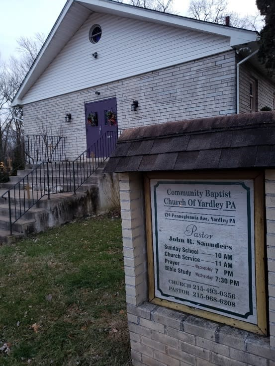 Community Baptist Church of Yardley