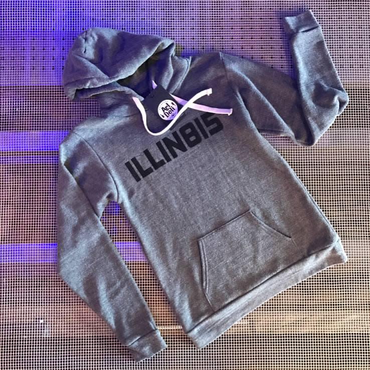 rockford art deli hoodie