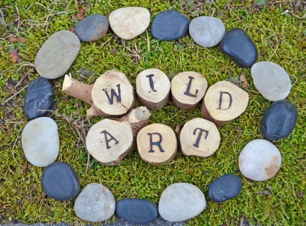 Lewis Ginter Wild Art