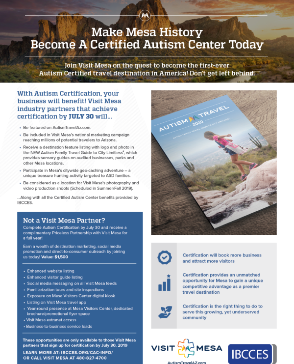Benefits of Autism Certification