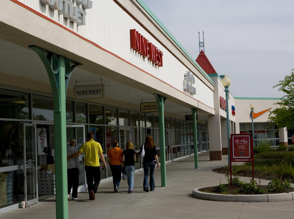 Waterloo Premium Outlets Storefront