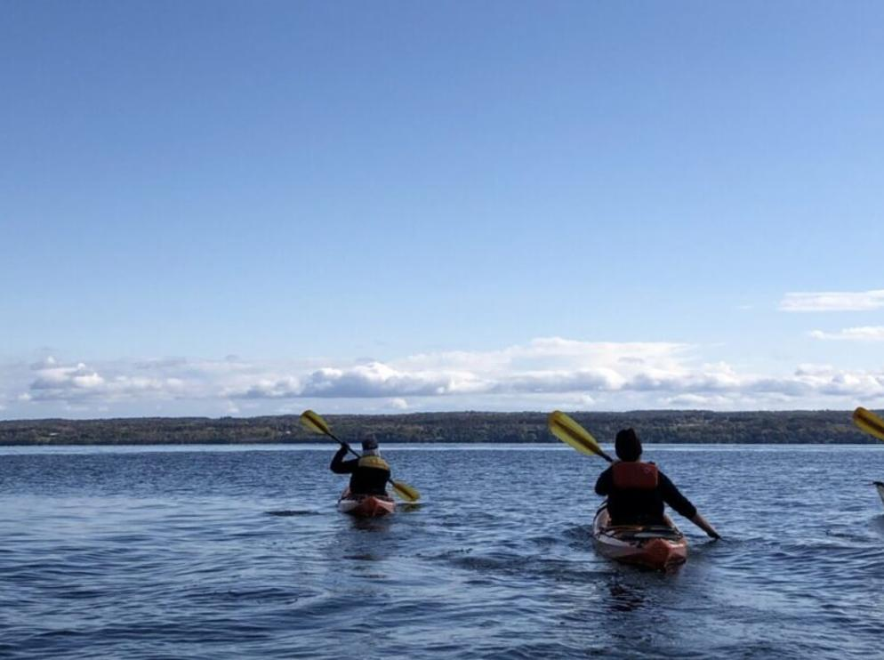 KAYAK TIME GUIDED TOURS