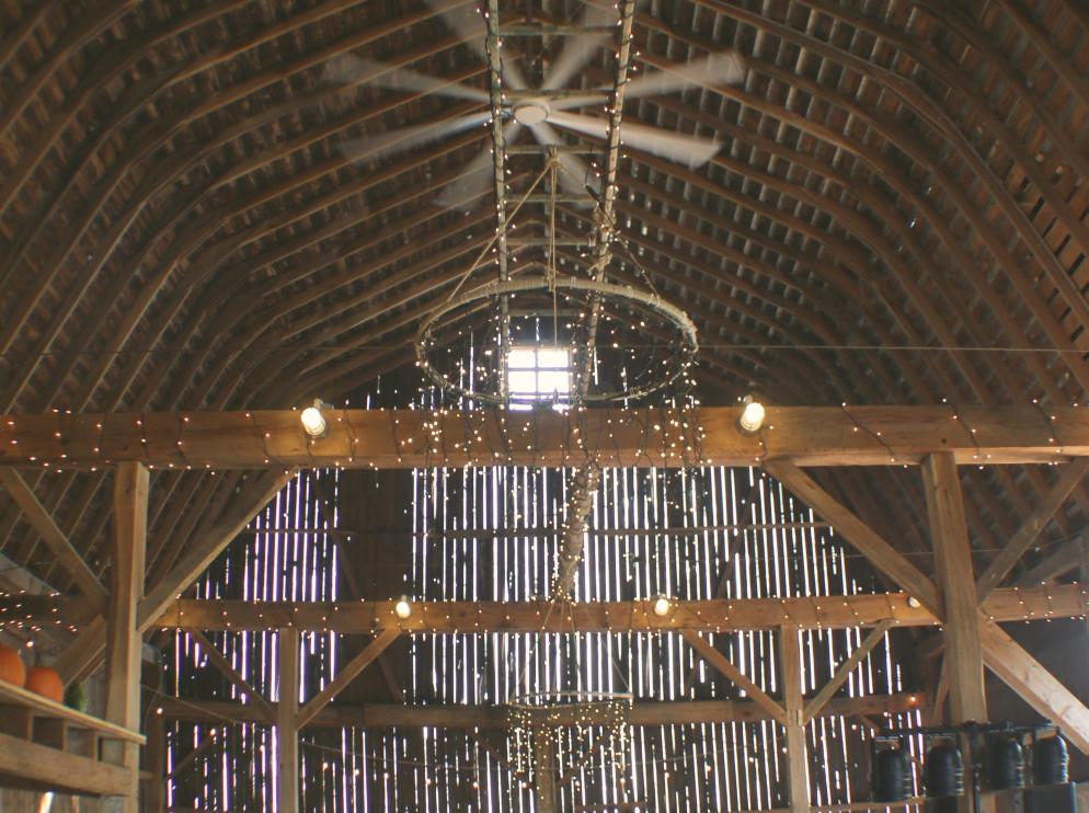MURANDA CHEESE COMPANY INSIDE BARN