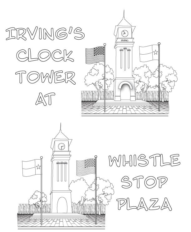 Clock Tower Activity Page