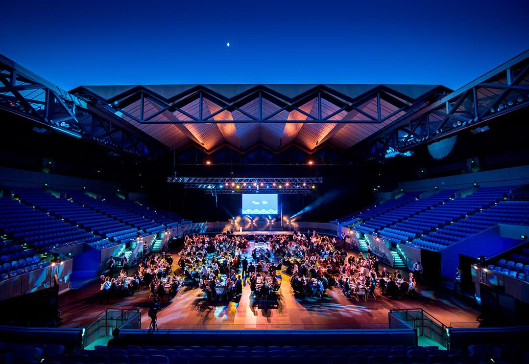 Margaret Court Arena - Melbourne & Olympic Parks