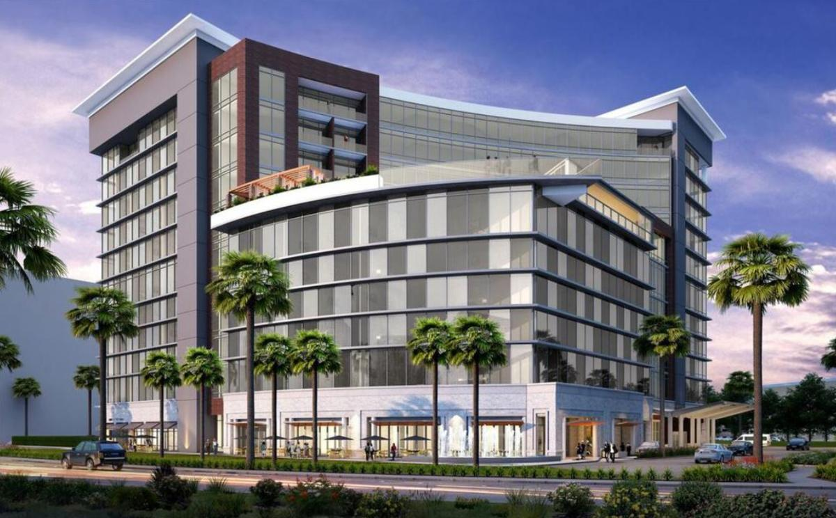 Caesars Republic Scottsdale Rendering