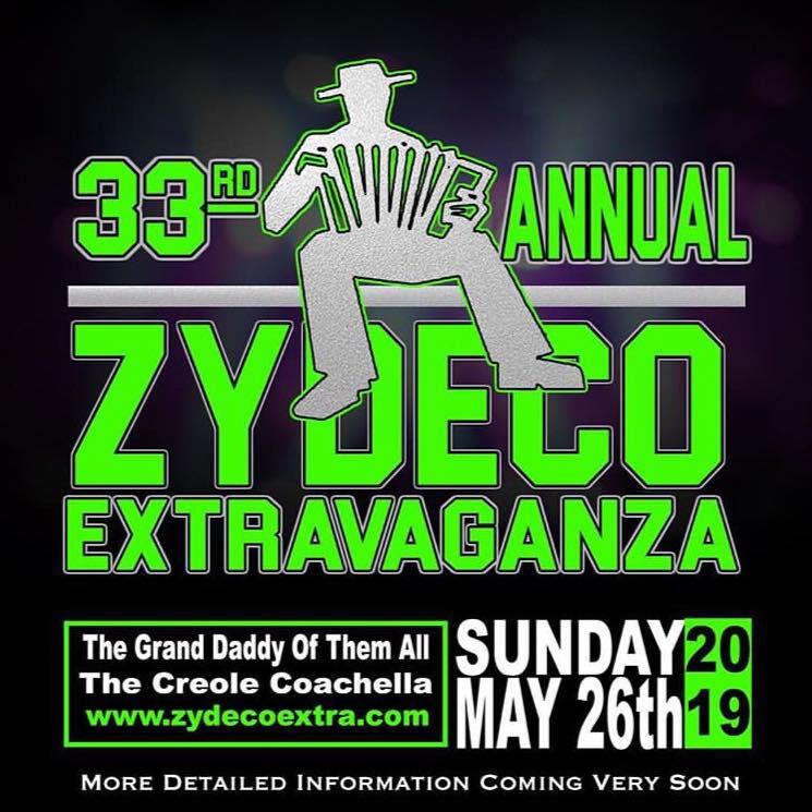Zydeco Extravaganza