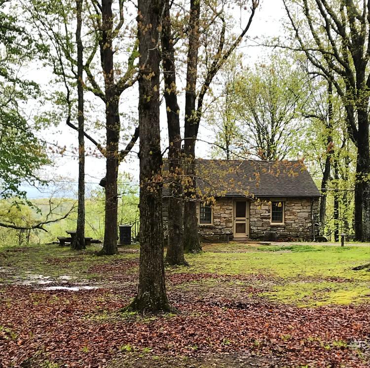 monte sano state park cabin
