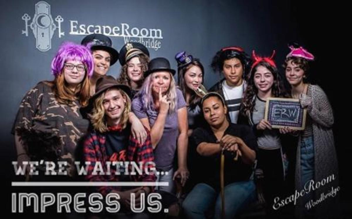 EscapeRoom Woodbridge