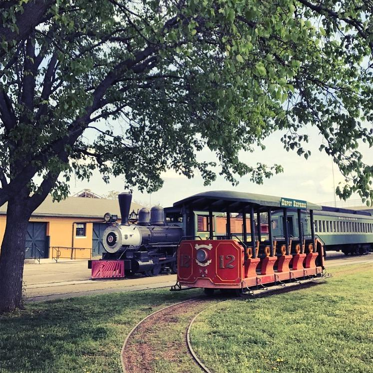EarlyWorks Museum Complex & Huntsville Depot Trains