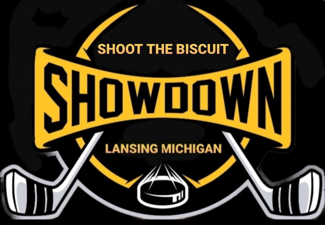 shoot the biscuit showdown logo